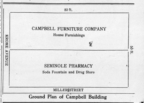 Campbell Furniture Building