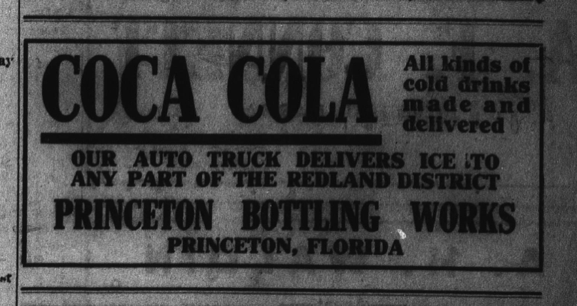 HE Jan 7 1915 Coca Cola Ad
