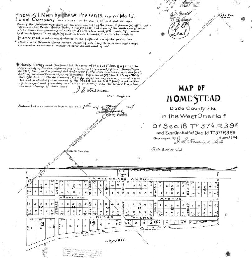 Homestead 1904