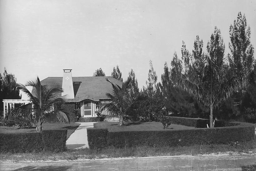 W K Walton House