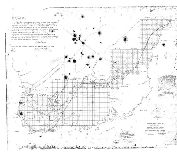 Krome 1903 Survey