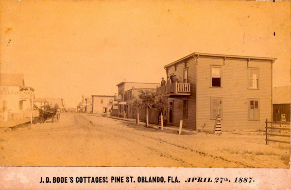 J D Booe s Cottages  Pine St