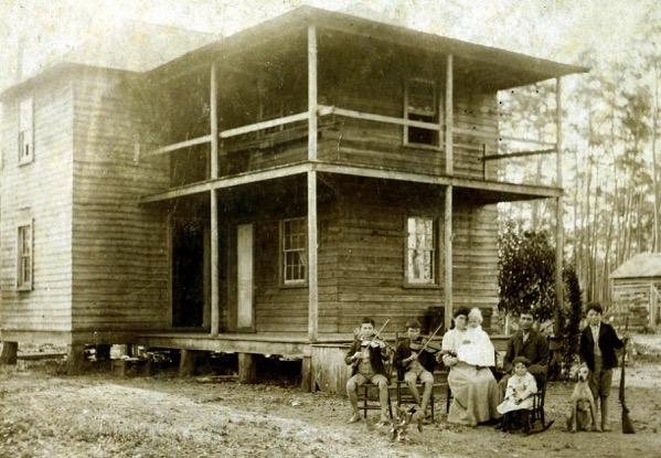 Charles Gossman Family