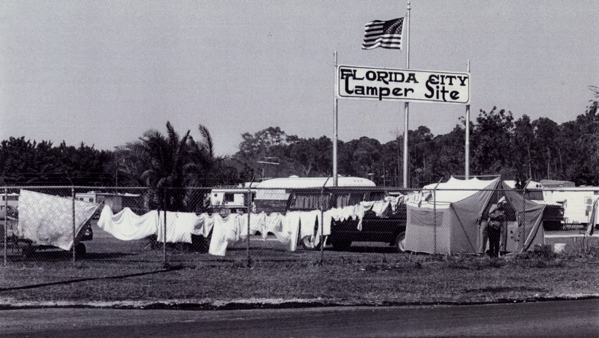Florida City Camper Site