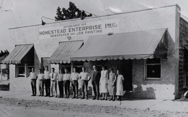 Homestead Enterprise