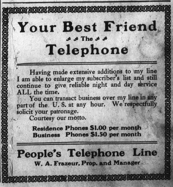 People s Telephone Line May 2 1912 p 5
