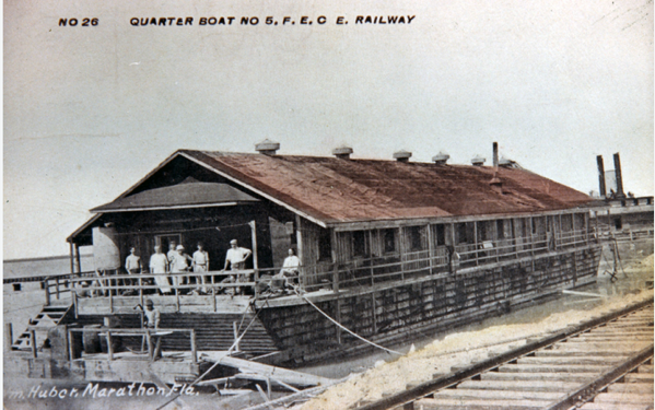 Quarterboat No 5