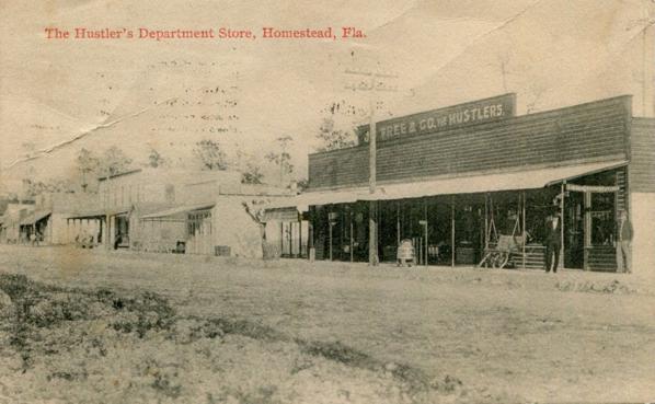 Hustler s Dept Store Feb 28 1917