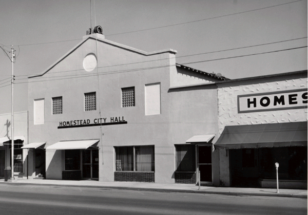 City Hall  1957